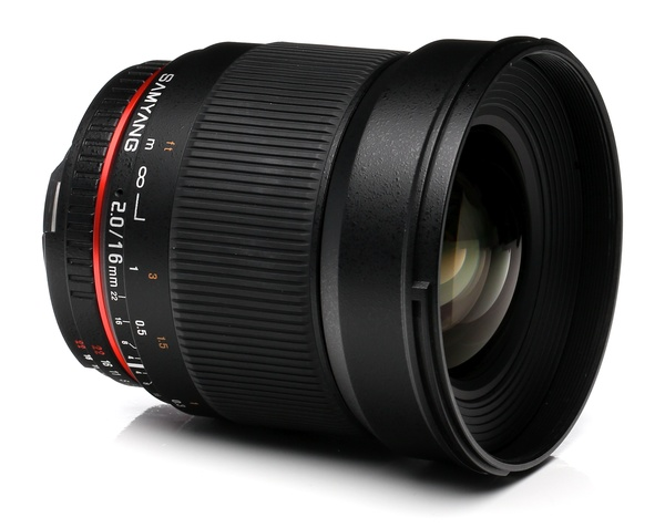 Samyang 16mm f 2 %28for nikon%29