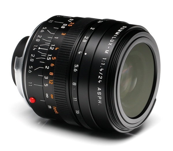 Leica 24mm f 1.4 summilux m asph