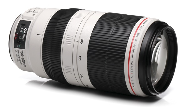 Canon 100 400mm f 4.5 5.6l is ii usm