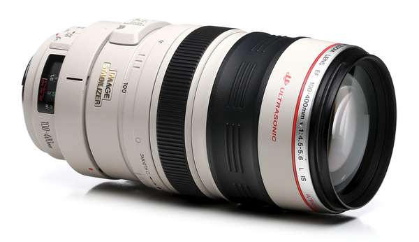 Canon 100 400mm f 4.5 5.6l is