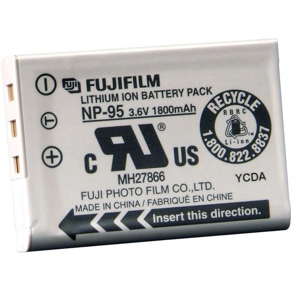 Fuji np 95 battery