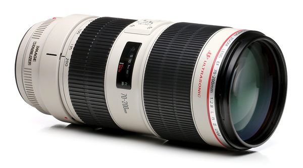 Canon 70 200mm f 2.8l is ii