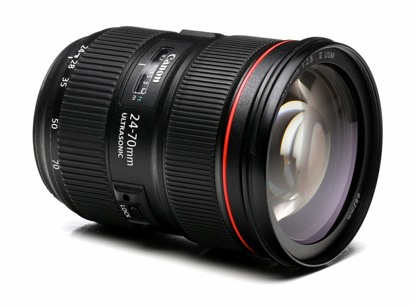 Canon 24 70mm f 2.8l ii