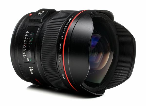 Canon 14mm f 2.8l ii