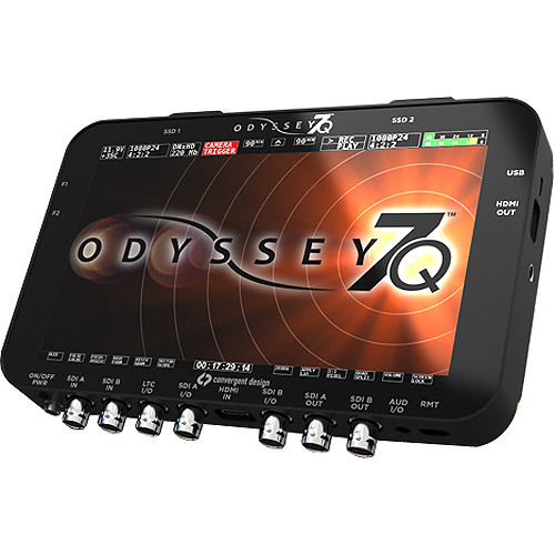 Convergent design odyssey7q %28fs upgrade%29