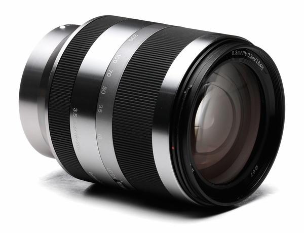 Sony nex e mount 18 200mm f 3.5 6.3 oss