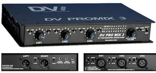Dv promix 3
