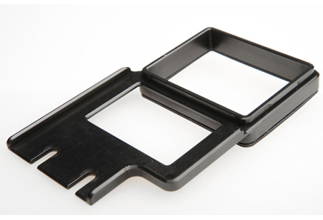 Zacuto frame for dslrs with battery grips
