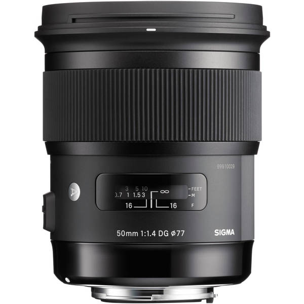 Sigma 50mm f 1.4 a1 for nikon