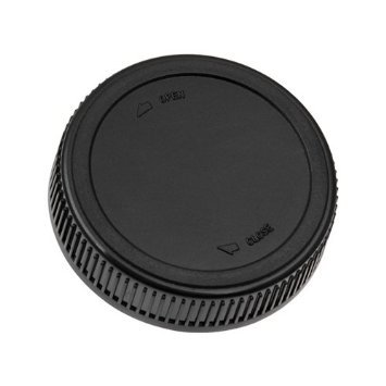 Sigma rear lens cap for four thirds lenses