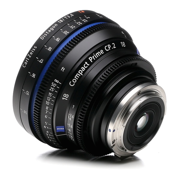 Zeiss cp.2 ef 18mm t3.6