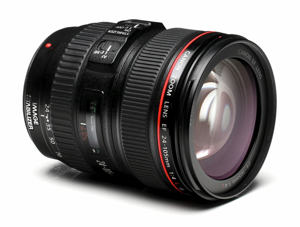 Canon 24 105mm f 4l is