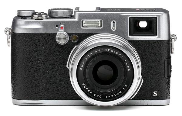 Fuji x100s camera