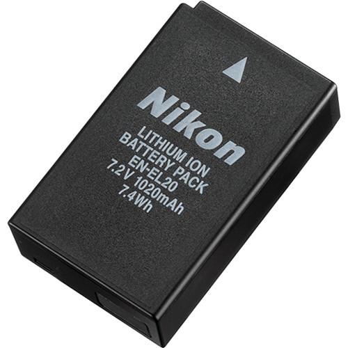 Nikon en el20 battery