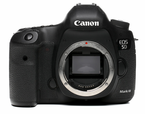 Canon eos 5d mark iii camera