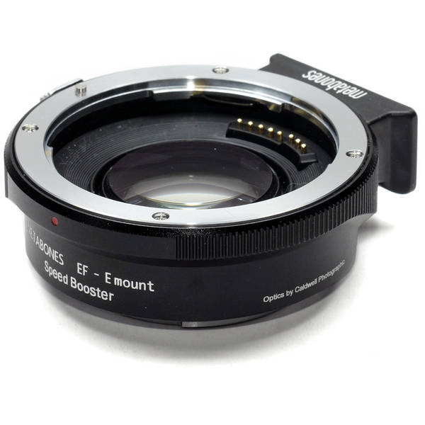 Metabones canon ef lens to sony e speed booster