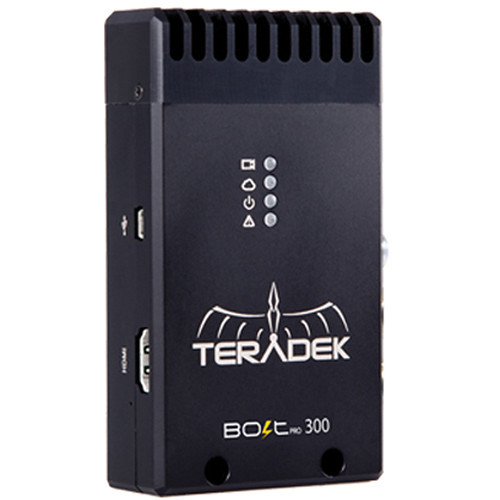 Teradek bolt pro 300 hdmi wireless receiver