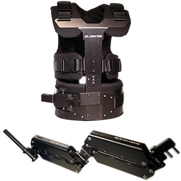 Glidecam x 10 dual support arm stabilizer vest system