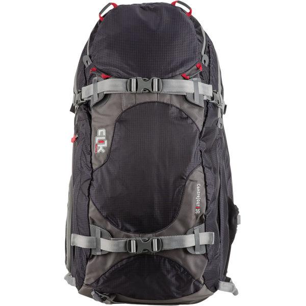 Clik elite contrejour 35 backpack   black