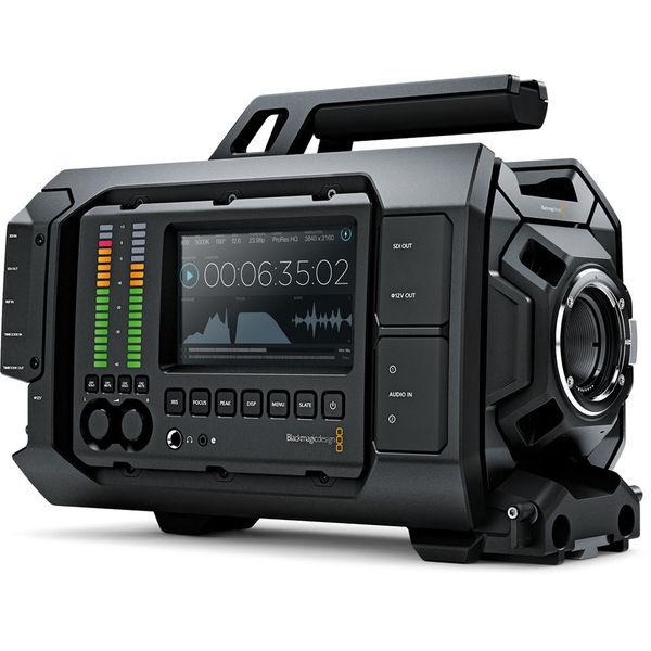 Blackmagic design ursa 4k v1 digital cinema camera   canon ef mount