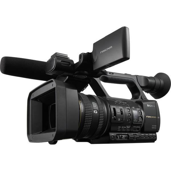 Sony hxr nx5u nxcam professional camcorder