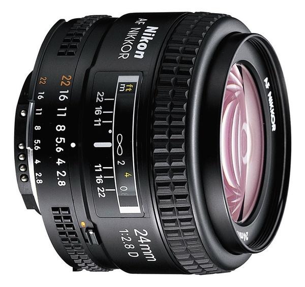 Nikon 24 f2 8d