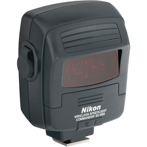 Nikon su 800 speedlight commander