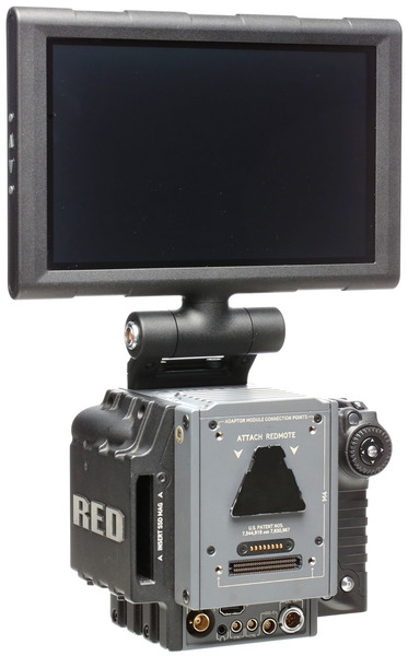 Red touch 9.0%22 lcd monitor