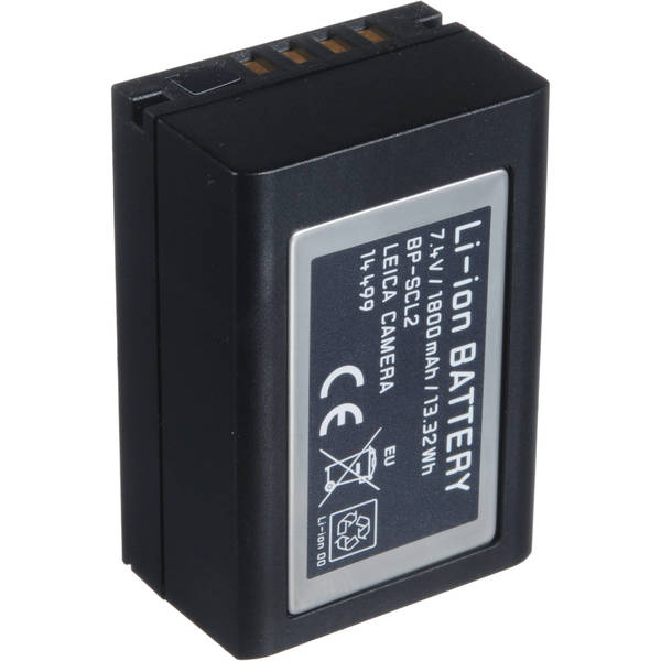 Leica bp scl2 lithium ion battery