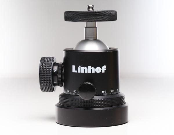 Linhof head   front