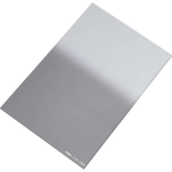Cokin z pro 121l graduated g2 light gray nd resin filter