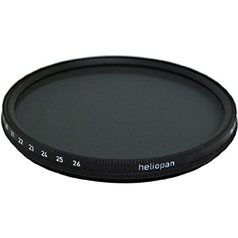Heliopan 72mm circular polarizer sh pmc filter