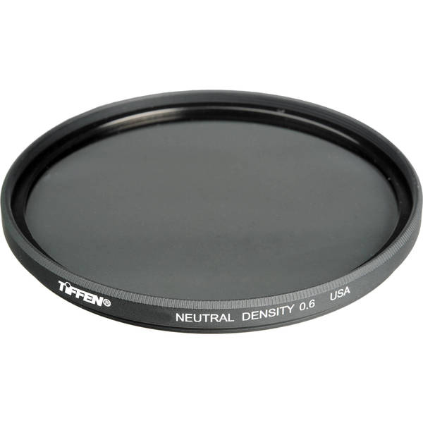 Tiffen 72mm neutral density 0.6 filter