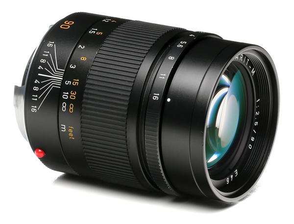 Leica 90mm f 2.5 summarit