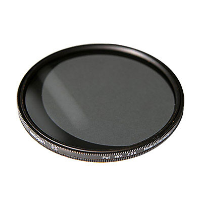 Heliopan 82mm circular polarizer slim filter