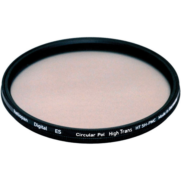 Heliopan 82mm circular polarizer ht sh pmc slim filter