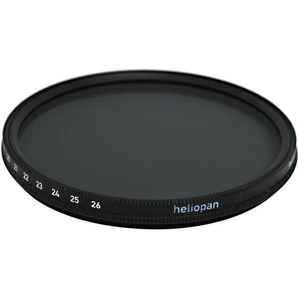 Heliopan 86mm circular polarizer slim filter