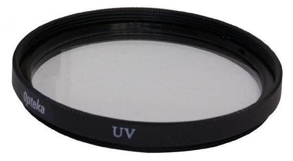 Opteka 77mm high definition ii uv filter