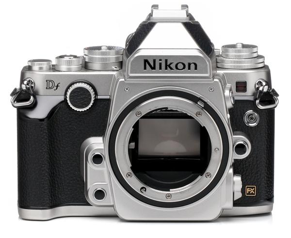 Nikon df camera %28silver%29