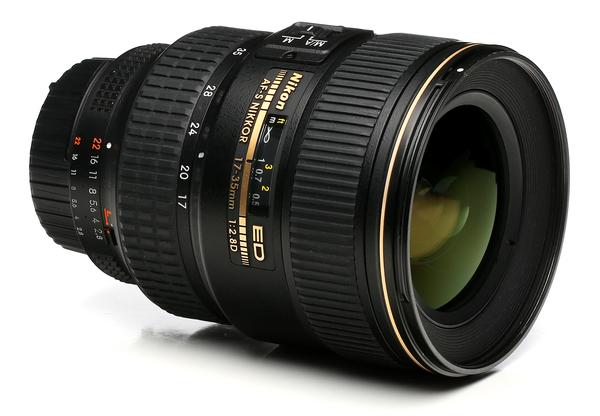 Nikon 17 35mm f 2.8d ed af s if