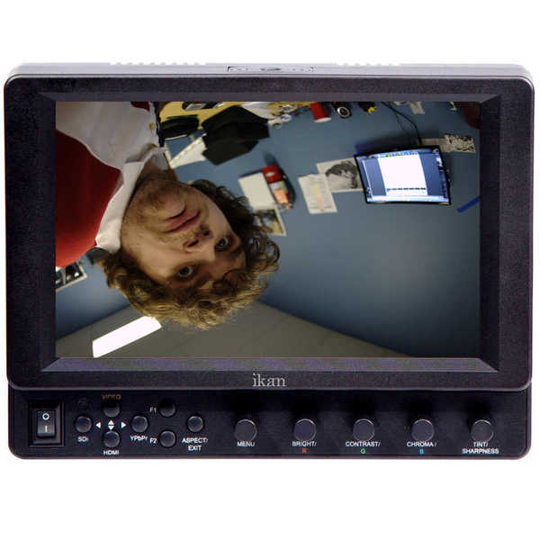 Ikan vx7i 7%22 3g sdi camera monitor