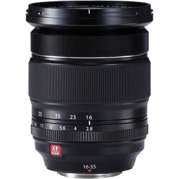 Fuji xf 16 55mm f 2.8 r lm wr