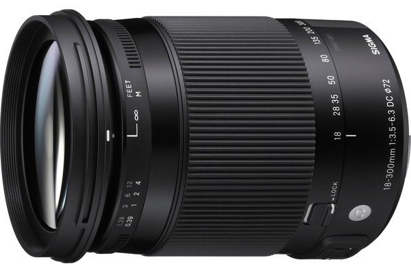 Sigma 18 300mm f 3.5 6.3 dc macro os hsm contemporary for canon