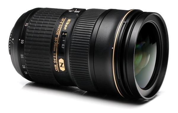 Nikon 24 70mm f 2.8g af s ed