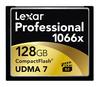 Lexar Professional CF 128GB 1066X UDMA-7 Memory Card (Stock)