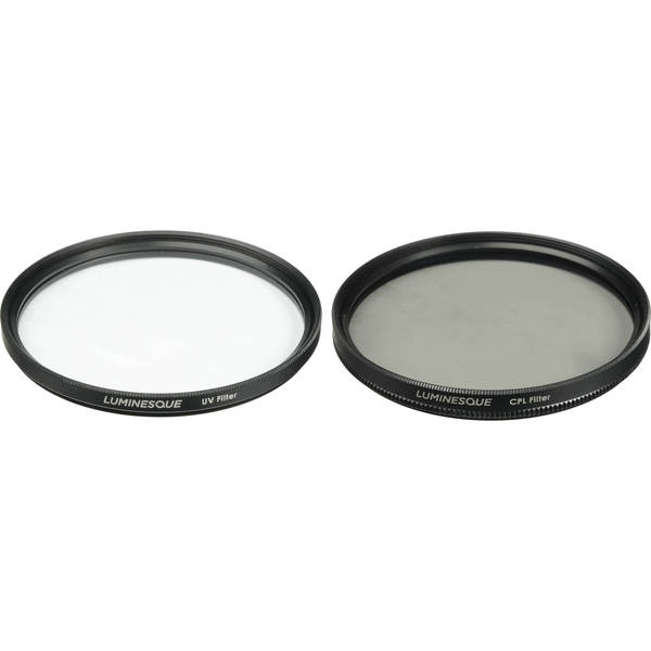 Luminesque 58mm filter kit   new in box