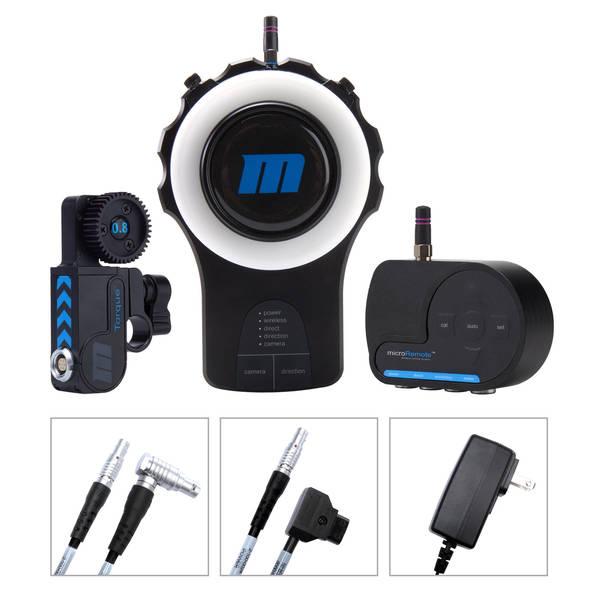 Redrock micro 8 114 0007 microremote wireless bundle 904306