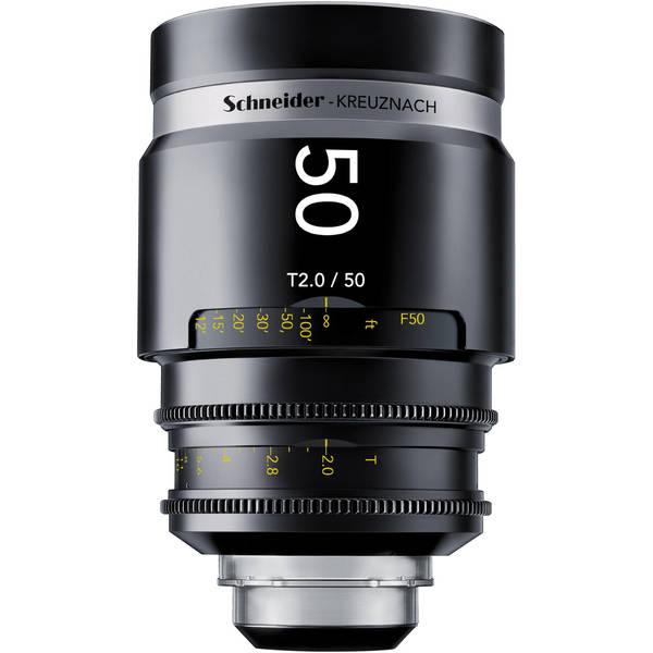 Schneider 50mm t2.0 cine xenar iii for canon