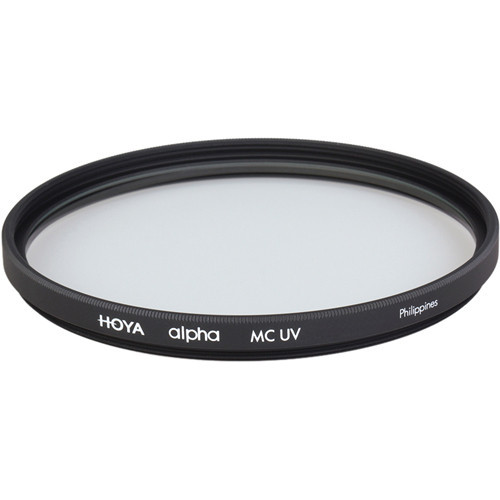 Hoya 52mm alpha mc uv filter   new in box