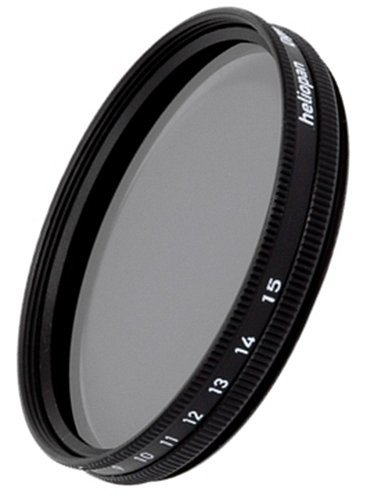 Heliopan 77mm circular polarizer filter